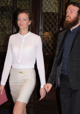 minimal short wedding skirt- made to measure