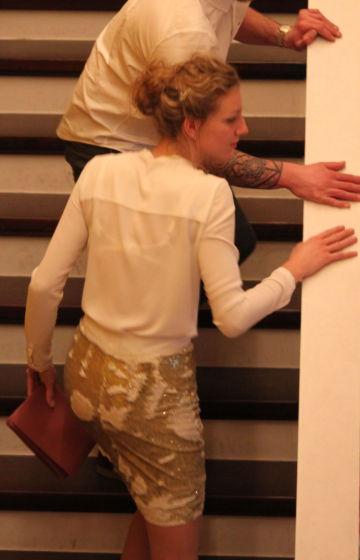 short wedding skirt glitter and glamour